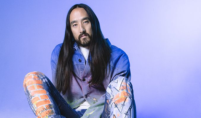 Steve Aoki tickets at The Bomb Factory, Dallas
