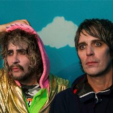 The Flaming Lips tickets at The Warfield in San Francisco