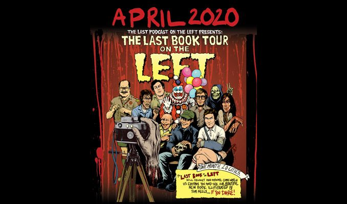 The Last Podcast On The Left  tickets at The National in Richmond