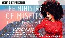 The Ministry of Misfits Drag Show tickets at The Royal in Salt Lake City