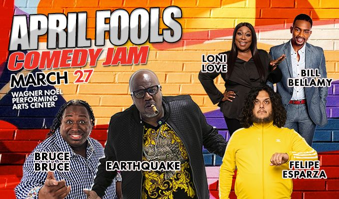 The West Texas April Fool's Comedy Jam tickets at Wagner Noel Performing Arts Center in Midland