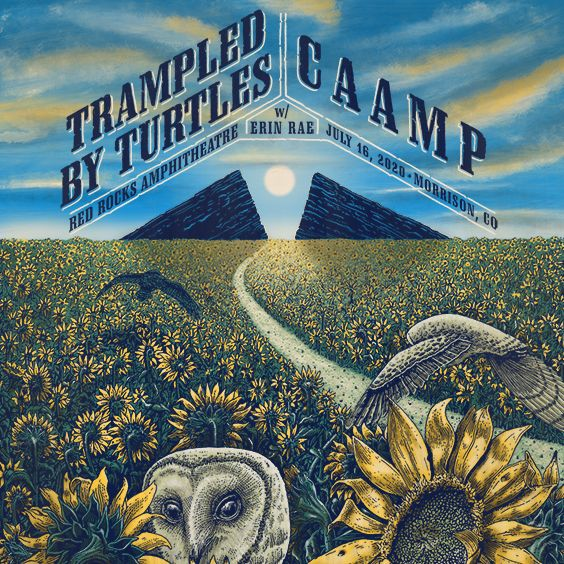 Thumbnail for Trampled By Turtles / CAAMP