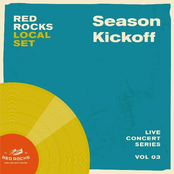 Image for Local Set: Red Rocks Season Kickoff
