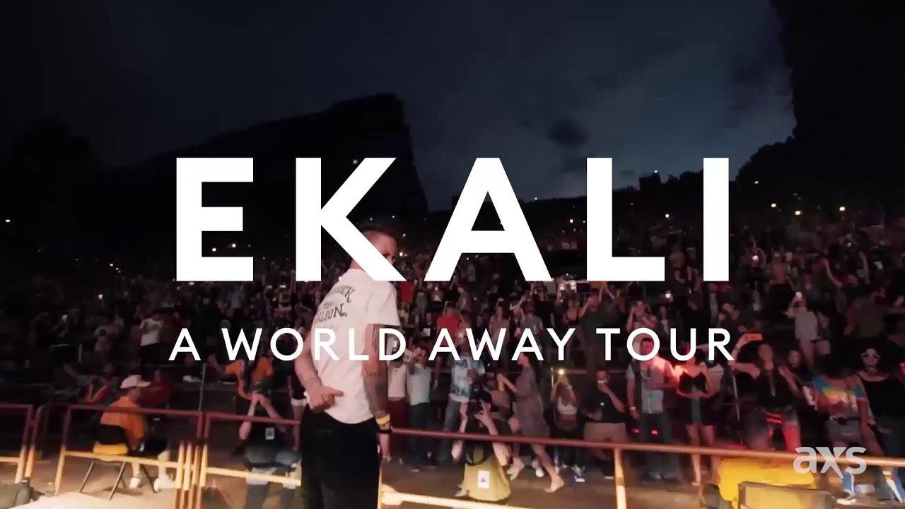EKALI announces 2020 dates for A World Away Tour