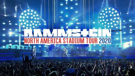 Rammstein announces 2020 North America Stadium Tour