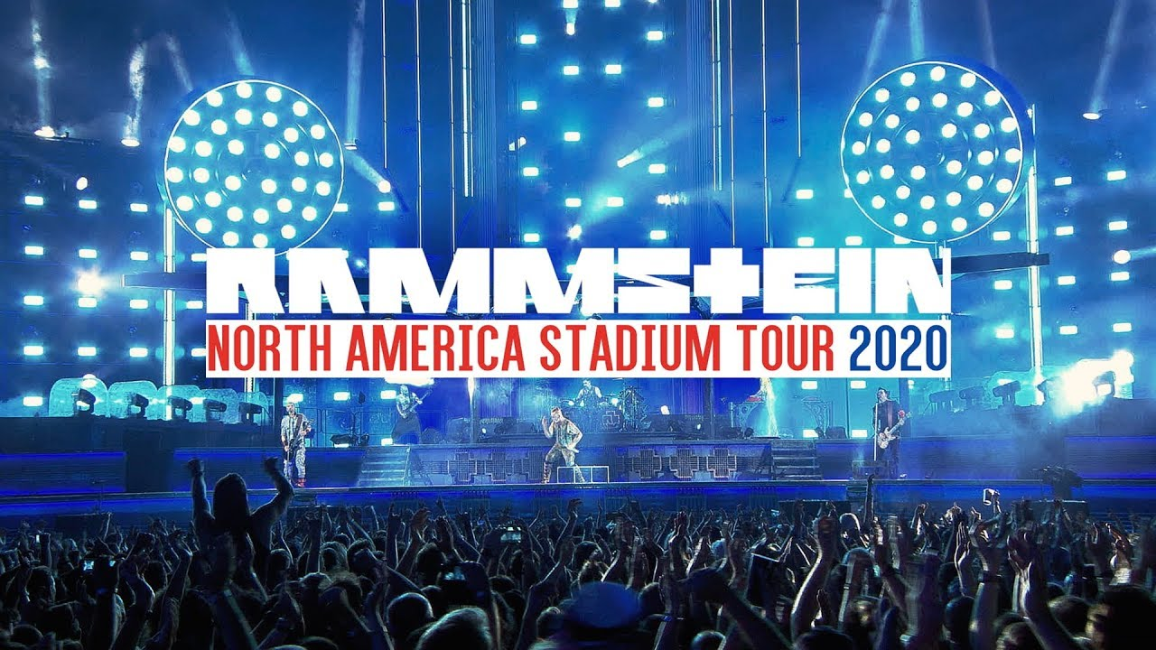 Rammstein announces 2020 North America Stadium Tour