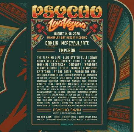 Psycho Las Vegas