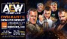 AEW PRESENTS DYNAMITE tickets at 1STBANK Center in Broomfield