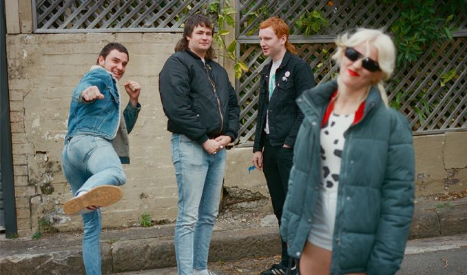 Amyl and The Sniffers tickets at Great Scott, Allston