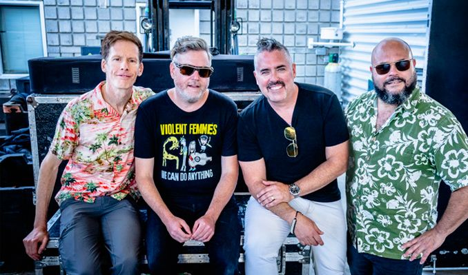 Barenaked Ladies tickets at Red Rocks Amphitheatre in Morrison