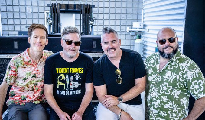 Barenaked Ladies tickets at Marymoor Park, Redmond tickets at Marymoor Park, Redmond