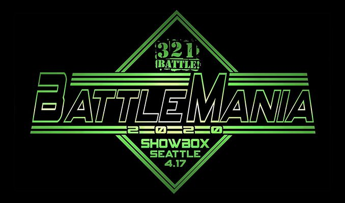 Battlemania 2020 - CANCELLED tickets at The Showbox in Seattle