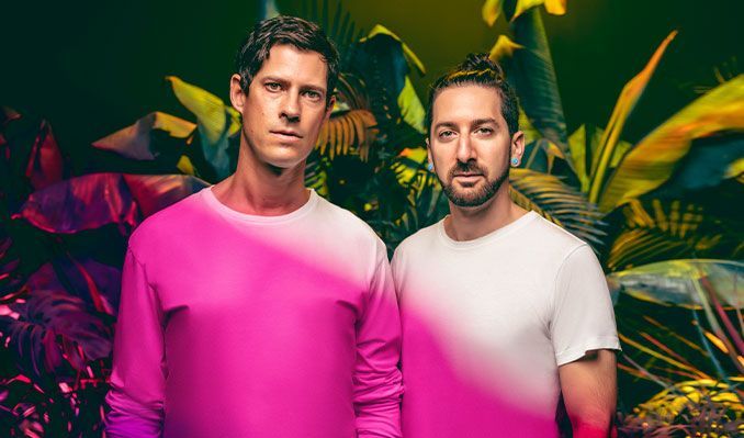 Big Gigantic - CANCELLED tickets at Agora Theatre in Cleveland