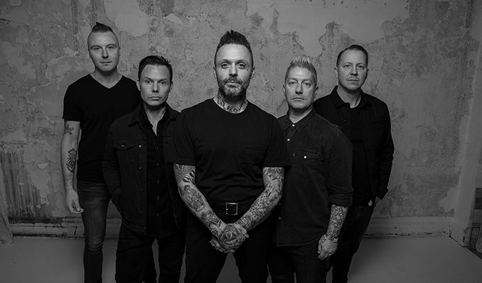 Blue October tickets at The Showbox in Seattle