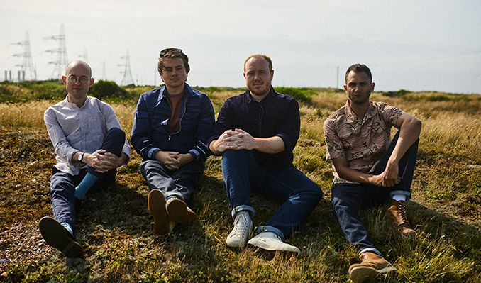 Bombay Bicycle Club  tickets at Fonda Theatre in Los Angeles