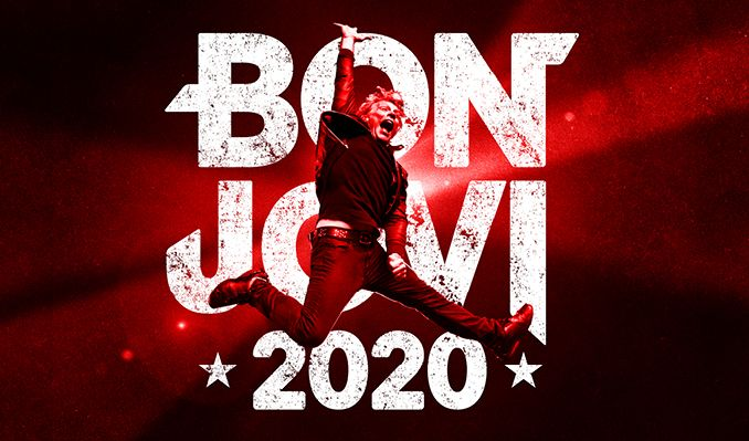 Bon Jovi - CANCELLED tickets at T-Mobile Arena in Las Vegas