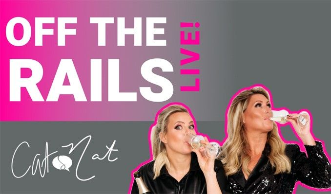 Cat & Nat: Off the Rails Live! tickets at City National Grove of Anaheim in Anaheim