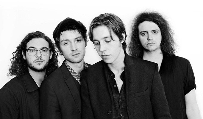 Catfish and the Bottlemen tickets at Clapham Common in London