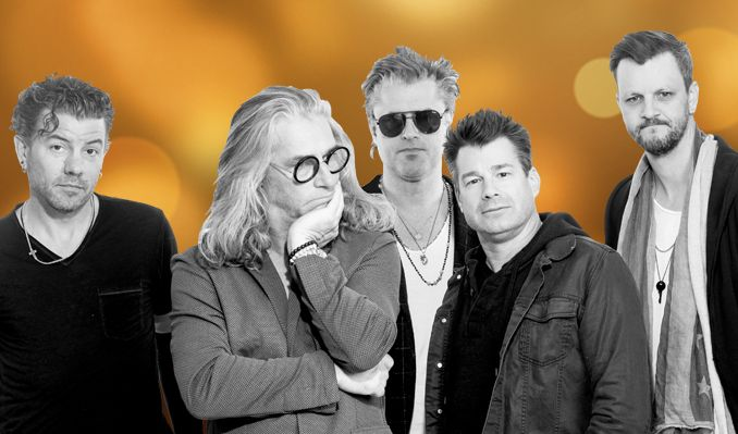 Collective Soul tickets at Golden Nugget Lake Charles in Lake Charles