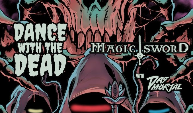 Dance With the Dead, Magic Sword  - Cancelled tickets at Music Hall of Williamsburg in Brooklyn