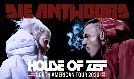 Die Antwoord - House Of Zef USA Tour 2020 tickets at Red Rocks Amphitheatre in Morrison