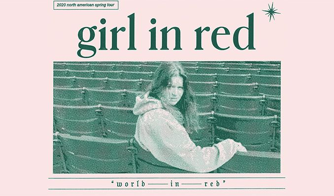 girl in red tickets at Rams Head Live! in Baltimore