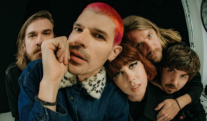 Grouplove tickets at Rams Head Live!, Baltimore