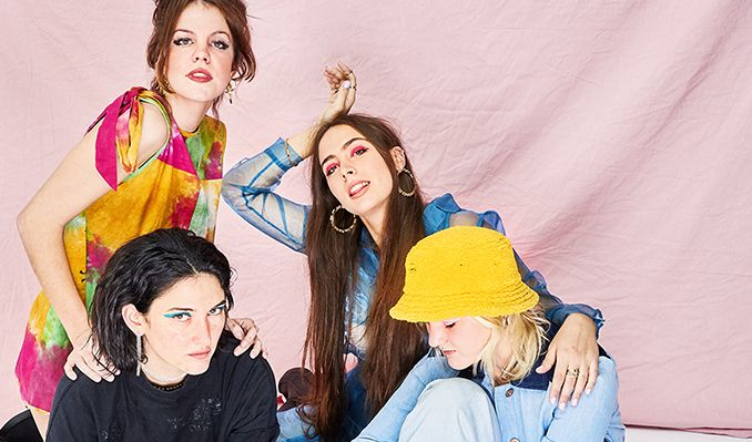 Hinds tickets at Neumos in Seattle