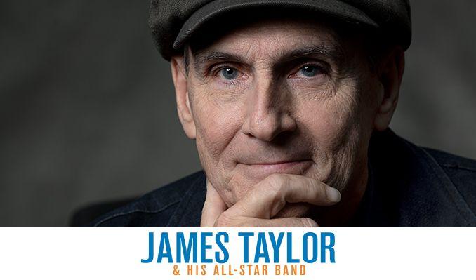 James Taylor  & His All-Star Band tickets at Maverik Center in Salt Lake City