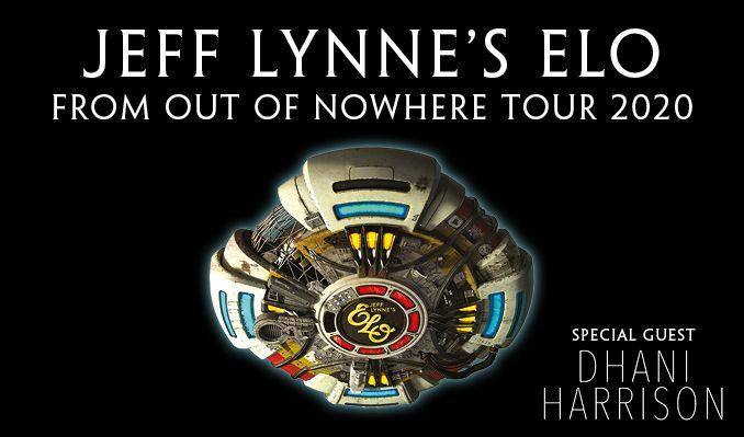 Jeff Lynne's ELO - INSTÄLLT tickets at ERICSSON GLOBE/Stockholm Live in Stockholm