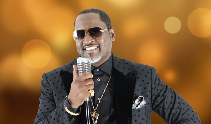 Johnny Gill tickets at Golden Nugget Lake Charles in Lake Charles