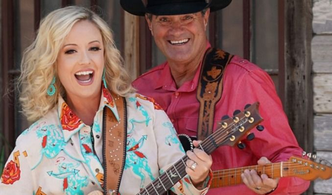 Jolie & Sonny Burgess tickets at Billy Bob's Texas in Fort Worth