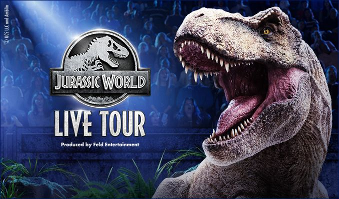 Jurassic World Live Tour tickets at STAPLES Center in Los Angeles