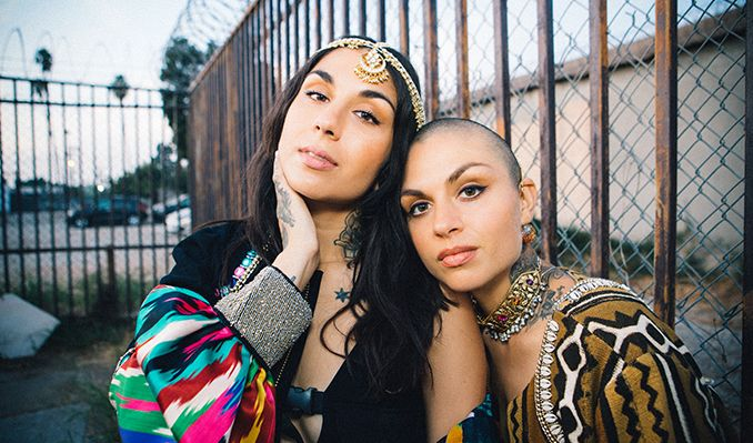 Krewella - zer0 US Spring Tour 2020 tickets at Fonda Theatre in Los Angeles