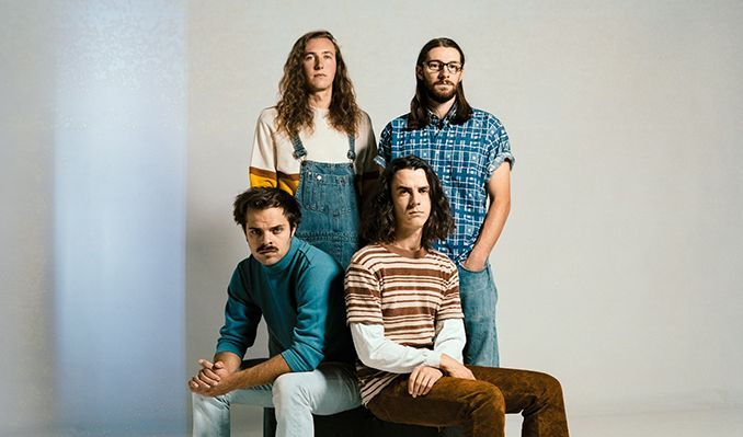 Peach Pit tickets at Fonda Theatre in Los Angeles