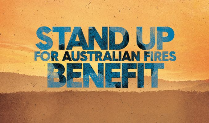 Stand Up For Australian Fires Benefit w/ Joe Rogan, Jim Jefferies and Whitney Cummings tickets at The Novo in Los Angeles