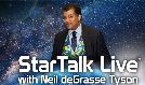 StarTalk Live with Neil deGrasse Tyson  tickets at Hackensack Meridian Health Theatre at Count Basie Center in Red Bank