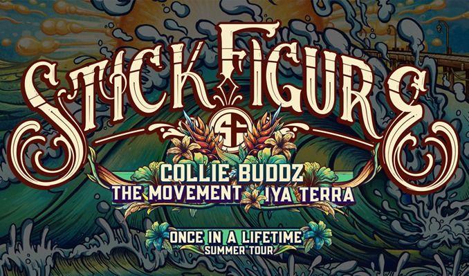 Stick Figure tickets at Santa Barbara Bowl in Santa Barbara