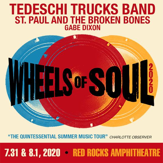 Thumbnail for Tedeschi Trucks Band 7/31