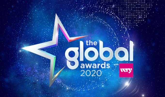 The Global Awards 2020 tickets at Eventim Apollo in London