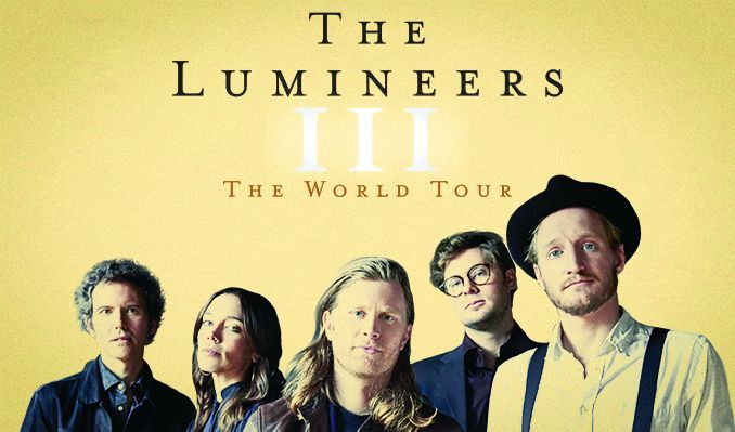 The Lumineers tickets at Forest Hills Stadium in Queens