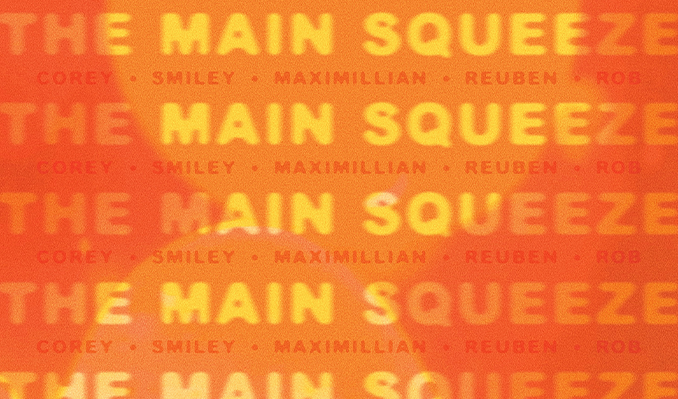 The Main Squeeze tickets at The Roxy in Los Angeles