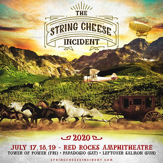 Thumbnail for The String Cheese Incident - Cancelled