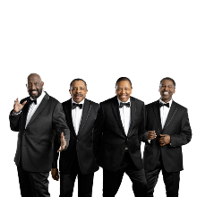 The Temptations tickets at Manchester Arena, Manchester