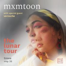 mxmtoon tickets at Trees in Dallas