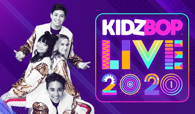 Kidz Bop World Tour 2020 tickets at Red Rocks Amphitheatre in Morrison