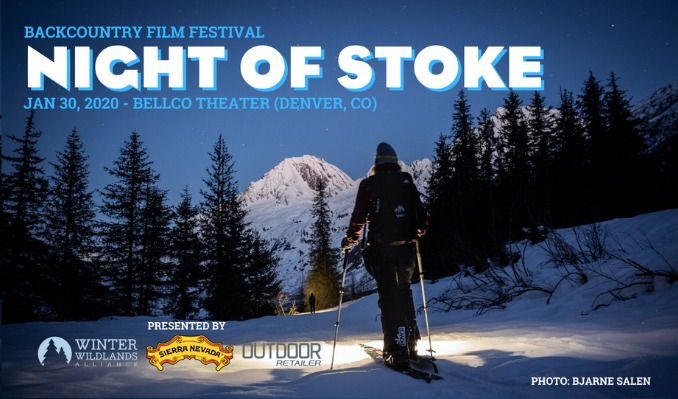 Night of Stoke at Outdoor Retailer tickets at Bellco Theatre in Denver
