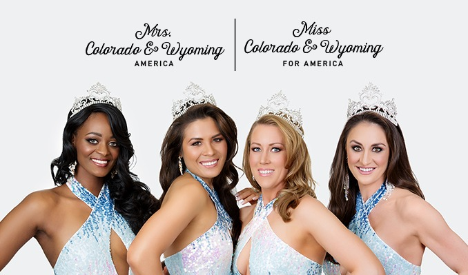 Mrs. Colorado and Wyoming Pageant  tickets at Ellie Caulkins Opera House in Denver