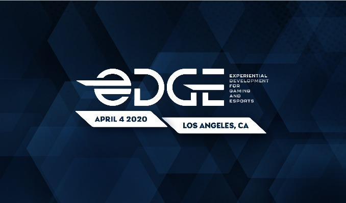 EDGE - Experiential Development for Gaming and Esports tickets at Shrine Auditorium in Los Angeles