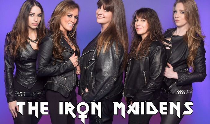 The Iron Maidens tickets at Trees in Dallas/Ft. Worth